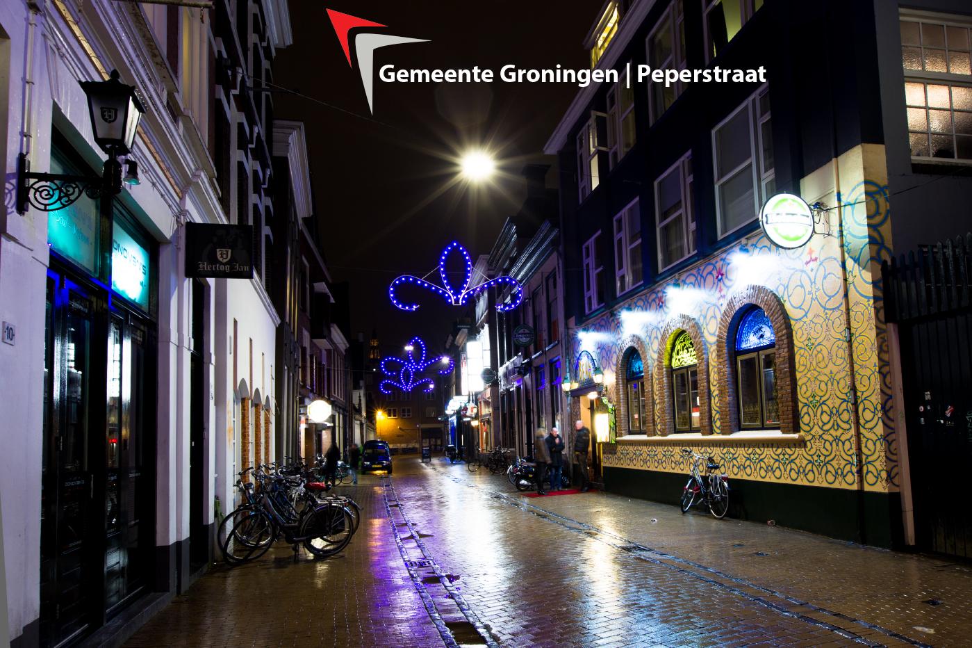 Gemeente Groningen Peperstraat